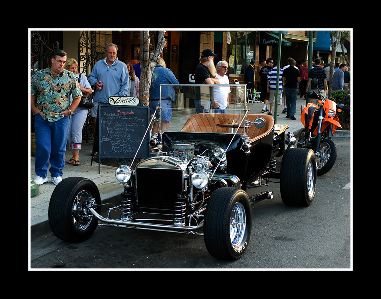 Friday Evening Car Show