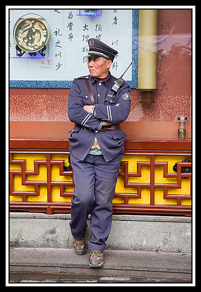 street portraits from Sokcho city - 1