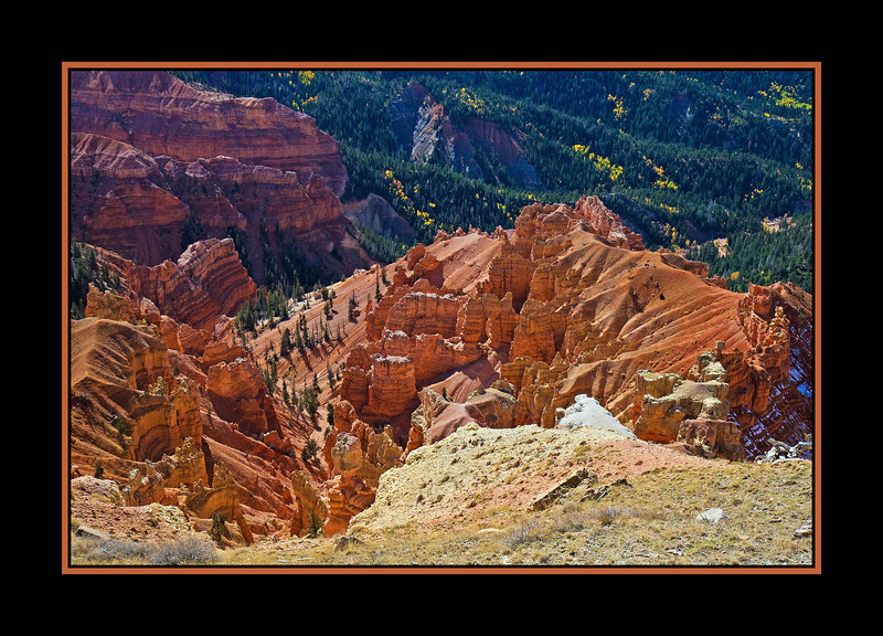 Cedar Breaks Utah, Early Fall