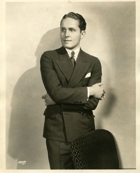 Portrait from the 1930's