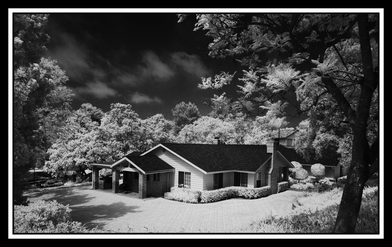 IMAGE: http://rpcrowe.smugmug.com/Other/Home/Side-of-hpouse-in-infrared/927067853_TYuwR-L.jpg