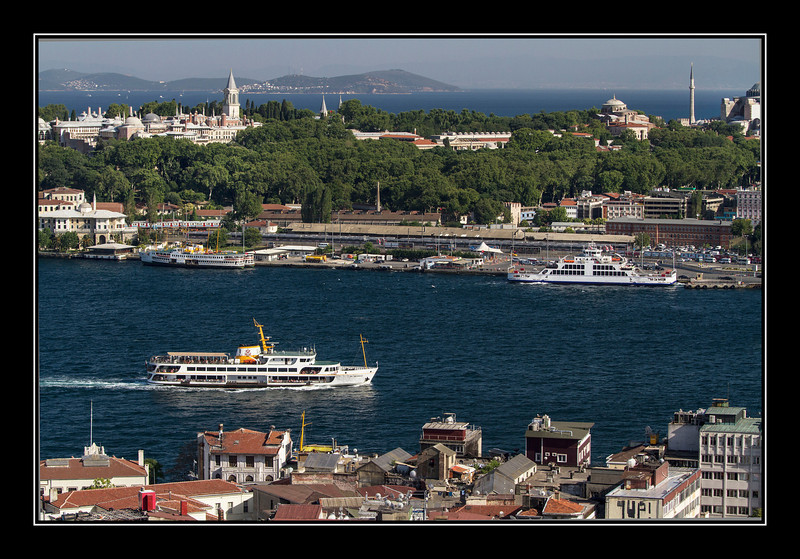 IMAGE: http://rpcrowe.smugmug.com/Other/Istanbul/i-j2ktZh2/0/L/Golden%20Traffic%2003%20from%20Galata%20Towwer-L.jpg